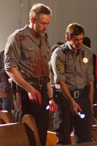 Dark Was the Night Interview: Kevin Durand on Leading Roles
