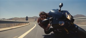 Mission: Impossible – Rogue Nation Blu-ray Review; No More Punctuation Left