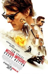 New MISSION: IMPOSSIBLE – ROGUE NATION Stills & TV Trailer