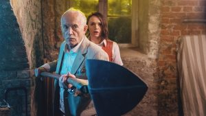 Stung Interview: Lance Henriksen on Monster Movies, Aliens and More