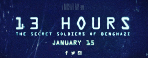 Official Trailer Michael Bay's 13 HOURS: THE SECRET SOLDIERS OF BENGHAZI