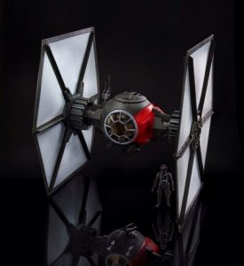 Hasbro Reveals First Order's Tie Fighter Toy