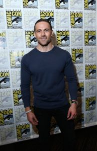 Heroes Reborn Roundtable: Dylan Bruce on Secrets and Shirtless Scenes