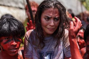 The Green Inferno Exclusive: Lorenza Izzo on Levels of Terror