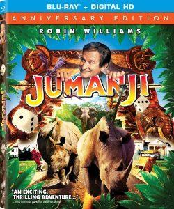 Jumanji/Zathura/Indian in the Cupboard Blu-ray Reviews