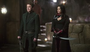 "Arrow Recap:  ""Restoration"""