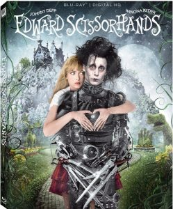 Edward Scissorhands 25th Anniversary Blu-ray Review