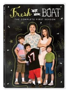 Fresh Off the Boat: Season 1 DVD Review