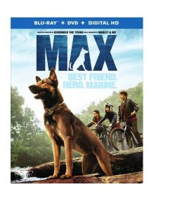 Max Blu-ray Review: A Canine American Sniper
