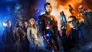DC's Legends of Tomorrow Trailer (the real one)