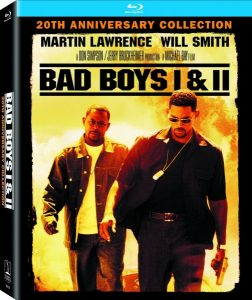 Franchise Fred Blu-ray Review: Bad Boys 20th Anniversary Edition