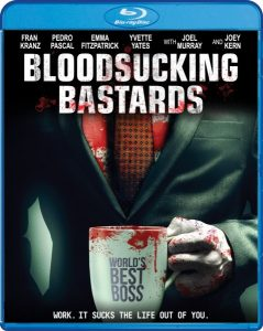 Bloodsucking Bastards Blu-ray Review
