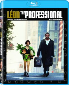 2 By Luc Besson: The Fifth Element & Leon (The Professional) Blu-rays