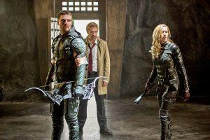 """Arrow Recap:  """"Legends of Yesterday"""""""