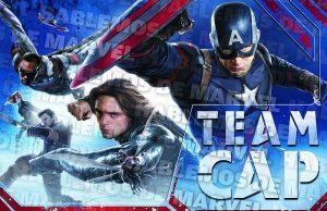 'Civil War' Promo Art