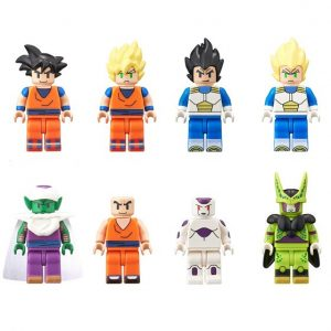 Collect Them All – 'Dragon Ball Z' Minifigures To Be Released
