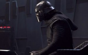 Kylo Ren Faces Darth Vader In This New Image Of 'Star Wars: The Force Awakens'