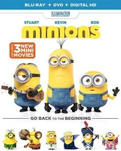 Franchise Fred Blu-ray Review: Minions and Inverse Prequel Proportions