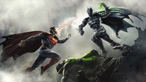 Epic Cover Of Empire Magazine Features 'Batman v Superman' Illustration