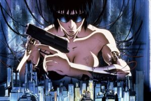 'Ghost In The Shell' Movie Moved From Disney