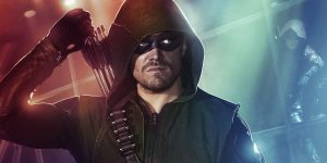 Stephen Amell is Coming To 'Legends of Tomorrow'