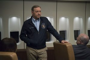 'House of Cards' Renewed For 5th Season But With An Exception