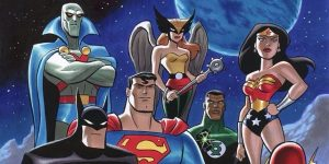 New Justice League Cartoon Is In Development and Will Bring Major DC Voice Actors