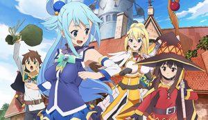 Spoiler Alert: Kono Subarashi Episode 2