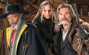 Catch 'The Hateful Eight' Out On Blu-Ray/DVD March 29, 2016!