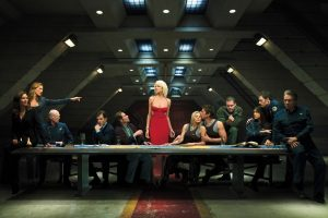 'Battlestar Galactica' Returns