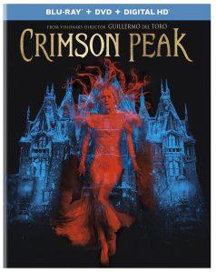 Crimson Peak Blu-ray Review: Crimson Fleek!