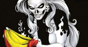 First Look at Silver Banshee For 'Supergirl'