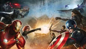 New Empire Cover Features 'Captain America: Civil War'