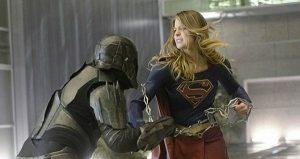 New Promo For 'Supergirl' Shows Kara fighting Master Jailer