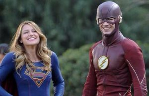 Supergirl and The Flash Team Up in These New Images From 'Supergirl'