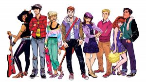 CW's Riverdale Series Cast Archie, Josie and More