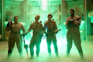 New 'Ghostbusters' Images Released