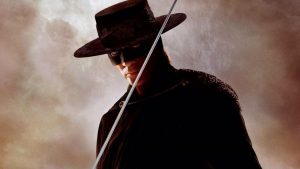 Zorro Reboot Finds It's Writer