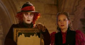 New TV Spot For 'Alice Through The Looking Glass' Released