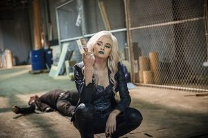 The Flash Poster Features Killer Frost