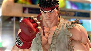 Cinematic Trailer For 'Street Fighter V' Released