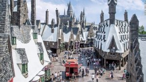 New Images Reveal 'Wizarding World of Harry Potter' At Universal Studios