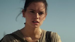 Daisy Ridley Up For Tomb Raider!