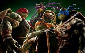 New Posters For 'Teenage Mutant Ninja Turtles 2' Released