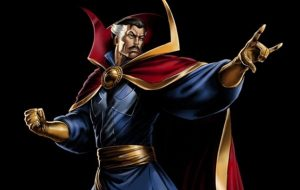 Cumberbatch Looks Perfect in the Latest Photo from DOCTOR STRANGE
