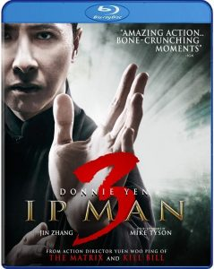 Franchise Fred Blu-ray Review: Ip Man 3