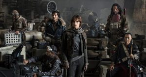 First Footage For STAR WARS ROGUE ONE