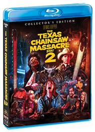 Franchise Fred Blu-ray Review: The Texas Chainsaw Massacre 2 Collector's Edition