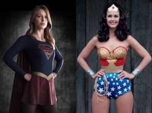 TV's Wonder Woman is headed to Supergirl