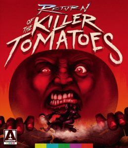 Franchise Fred Blu-ray Review: Return of the Killer Tomatoes
